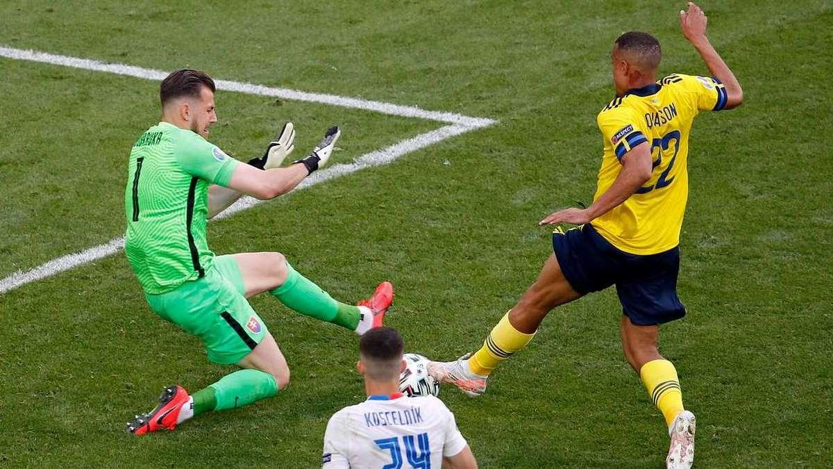 Швеция выиграла у Словакии, Хорватия и Чехия разделили очки