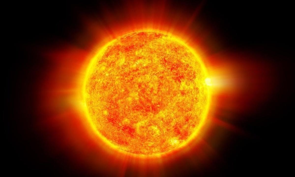 В NASA выпустили марки о Солнце