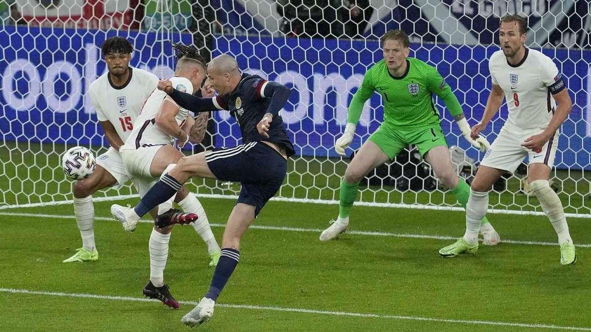 Англия не смогла обыграть Шотландию в старейшем противостоянии сборных