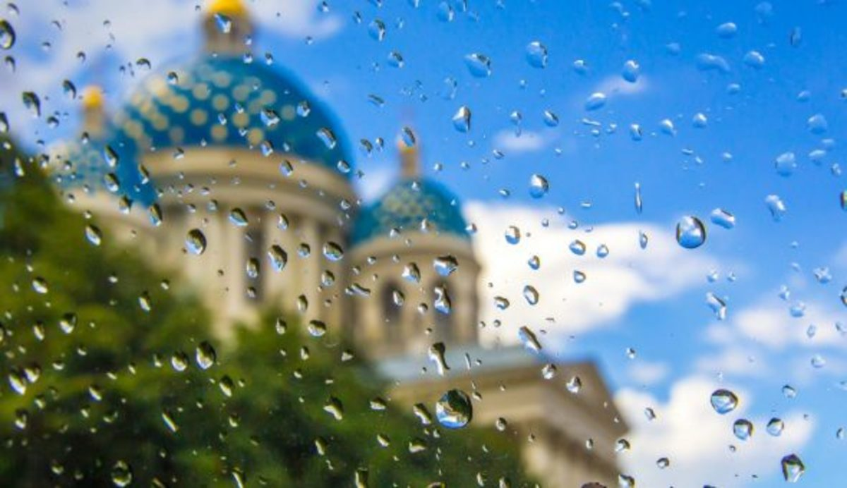 Чего ожидать от Зеленого воскресенья: погода в Украине на 20 июня