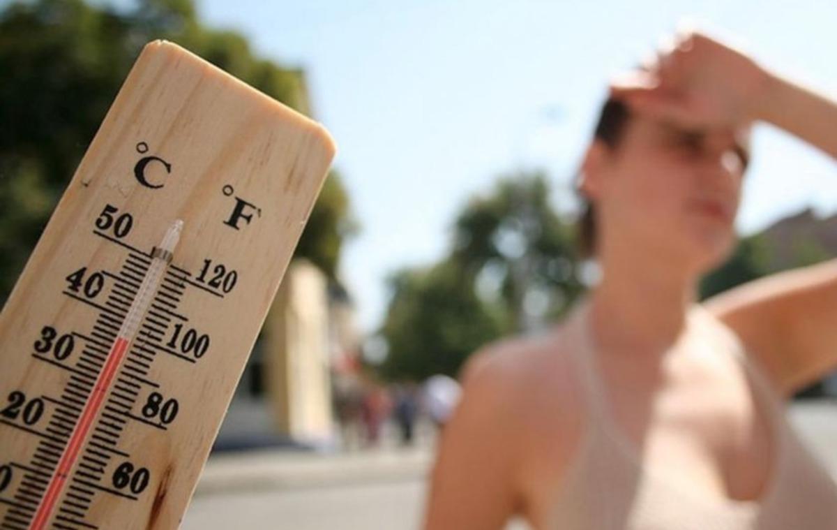 Киевляне пережили самое жаркое 16 июля за 141 год