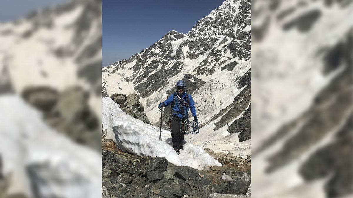 Альпинист из Украины покорил одну из самых высоких вершин Грузии, но погиб, когда спускался