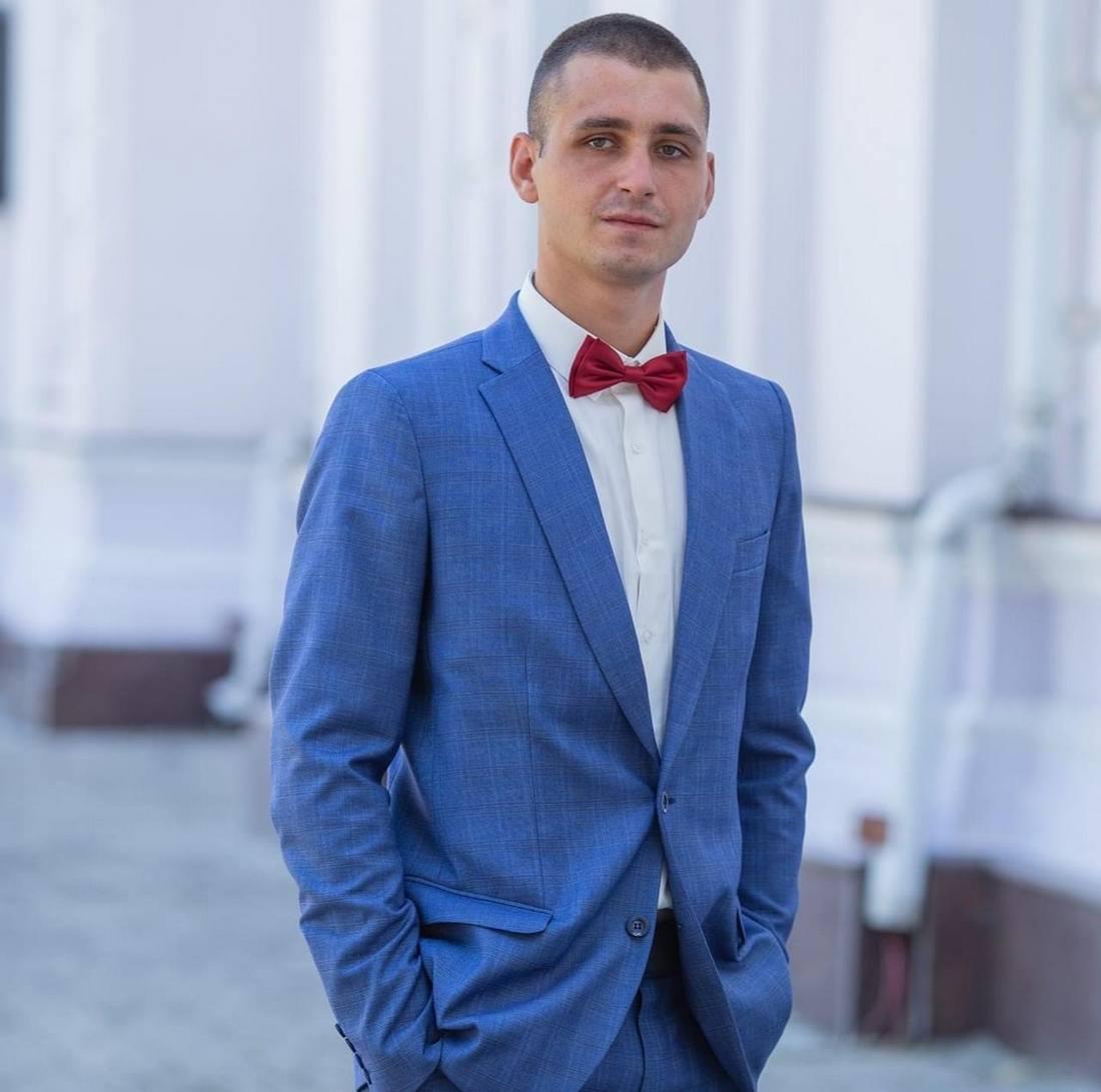 На передовой погиб 24-летний сержант Курсов Евгений