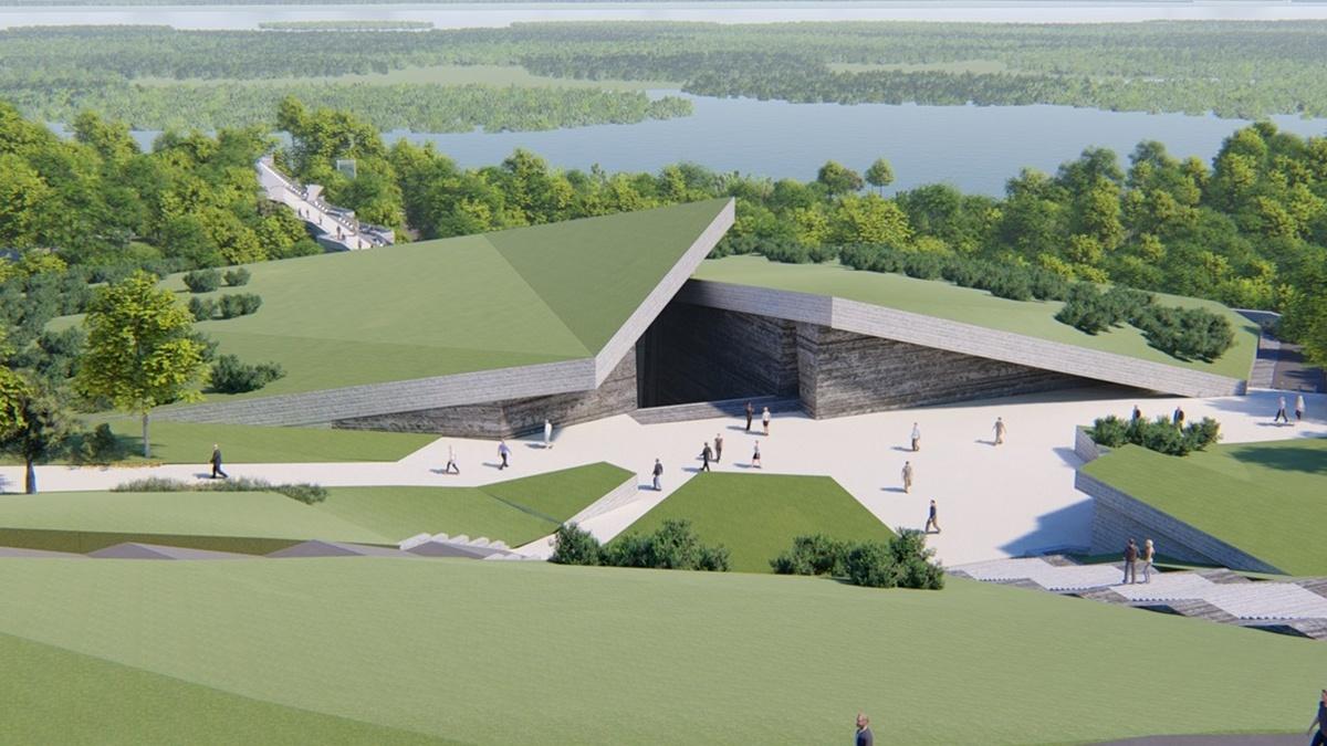 В Украине вторую очередь музея Голодомора достроят к 2022 году — Зеленский