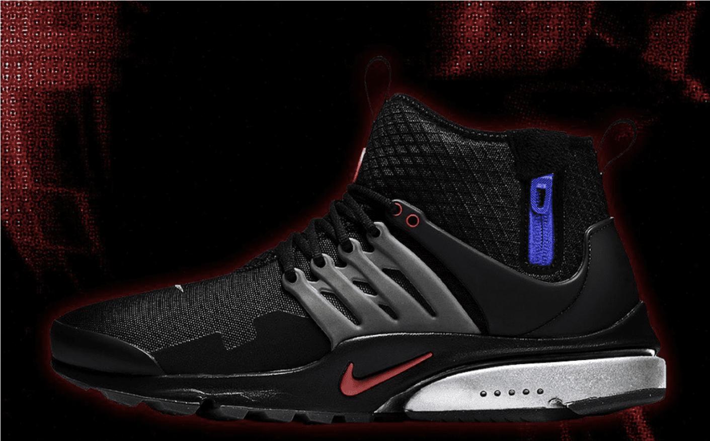 Боба Фетт и Дарт Вейдер: Nike показала новые кроссовки в стиле «Звёздных войн»
