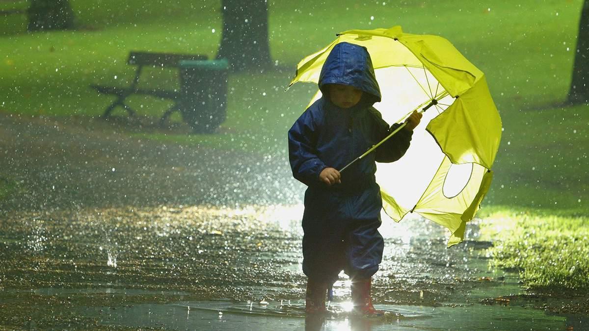 Завтра в Украине будет дождливо и свежо: погода на 21 июля