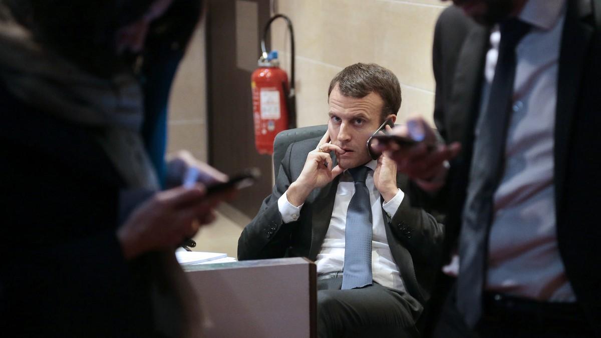 В базе телефонных номеров приложения для слежки Pegasus обнаружили номер президента Франции, главы ВОЗ и ещё 13 высших чиновников