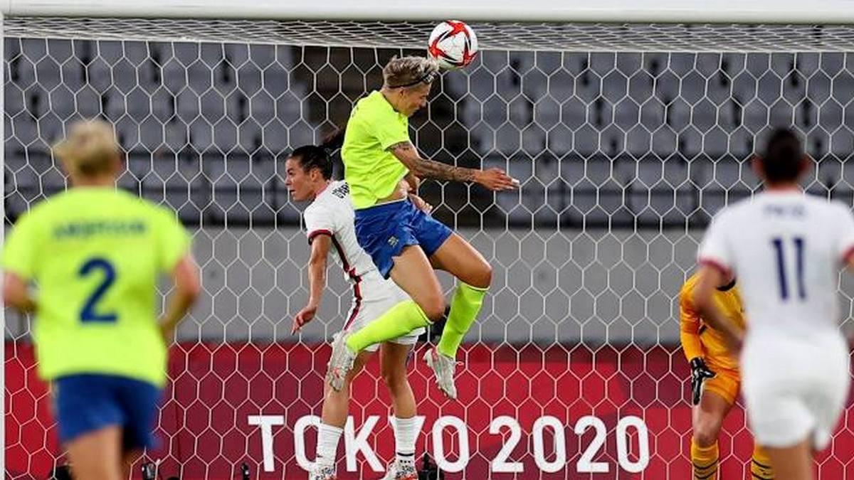 На Олимпиаде в Токио стартовал футбольный турнир