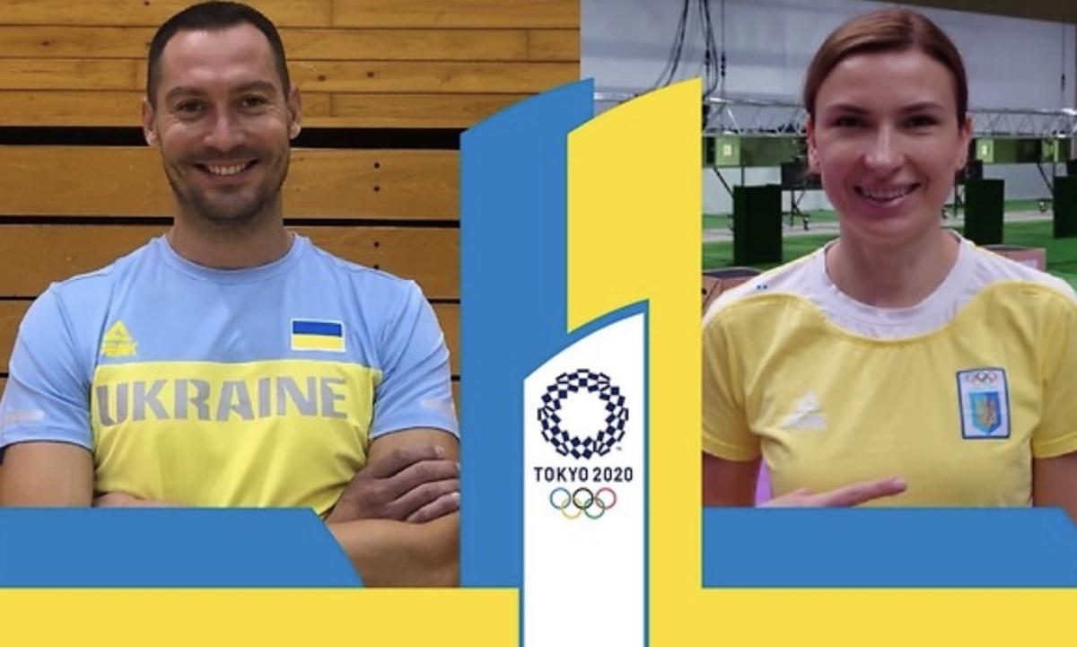 Стало известно, кто понесёт флаг Украины на открытии Олимпийских игр в Токио