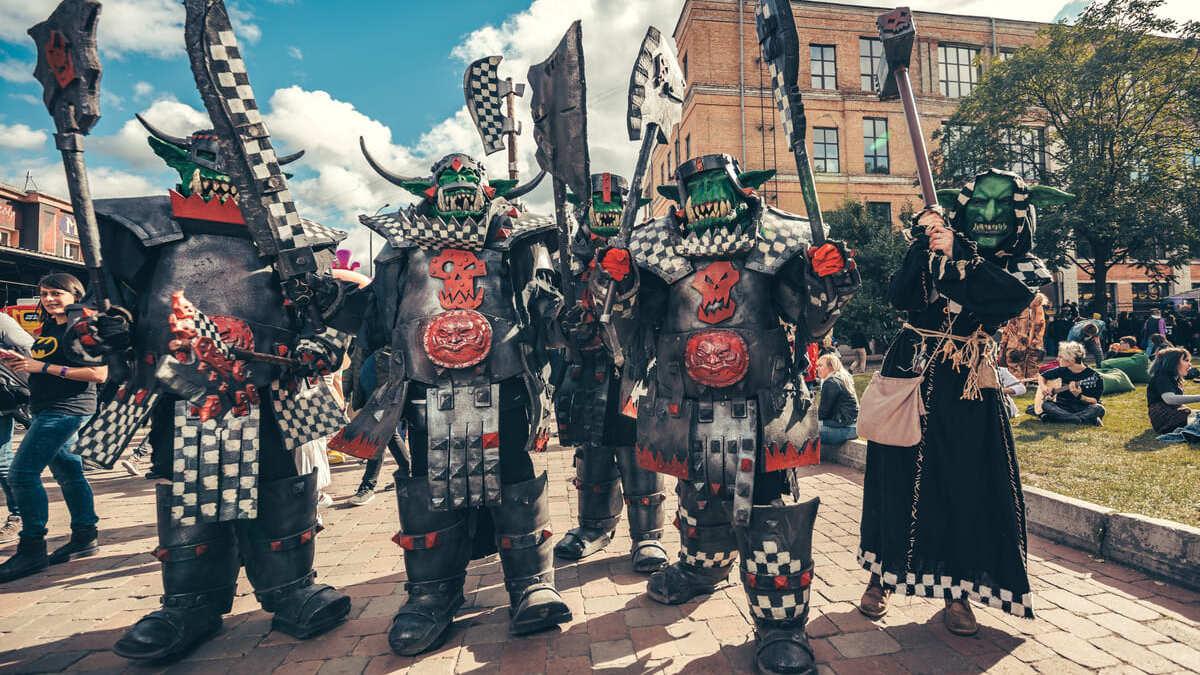 Comic Con Ukraine возвращается: в Киев приедут известный косплеер и авторы музыки к игре The Witcher 3: Wild Hunt
