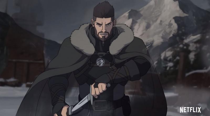 Netflix показал тизер анимационного фильма «Ведьмак: Кошмар волка» о молодом Весемире