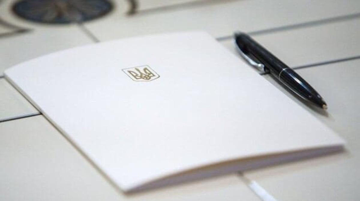 Зеленский подписал законы о партнерстве с Францией для улучшения водоснабжения в Киеве и Луганске