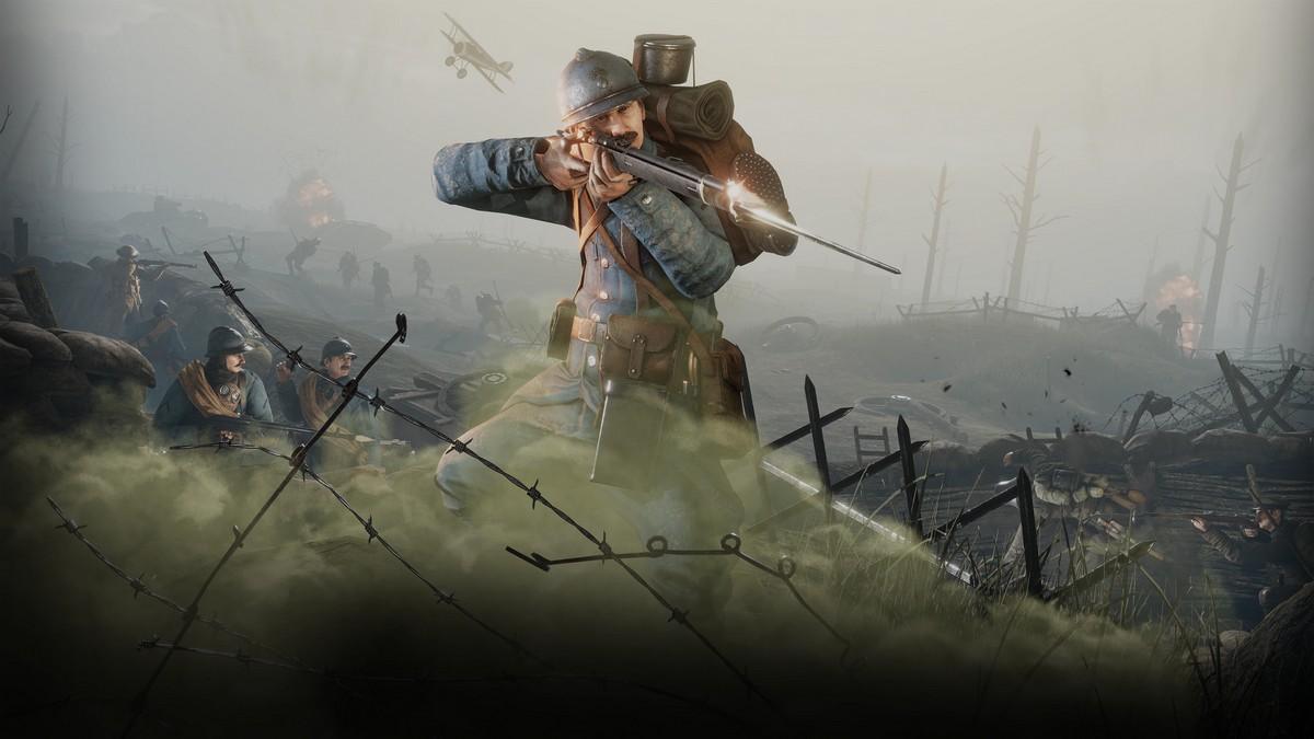 В Epic Games Store бесплатно раздают Verdun и Defense Grid: The Awakening