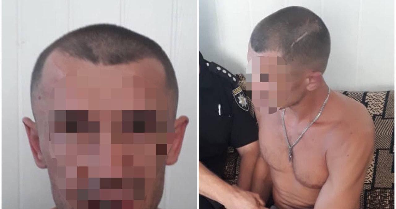 Убил отца, а следом мать: на Волыни задержали бывшего заключённого