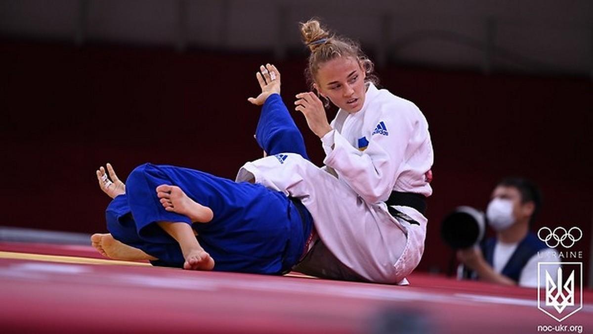 Белодед завоевала «бронзу» на Олимпиаде в Токио