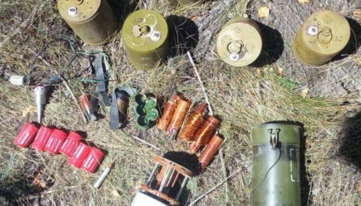 Спасатели в ООС за неделю обезвредили порядка 900 мин