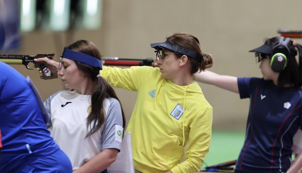 Олимпиада в Токио: украинка стала четвертой в соревновании по пулевой стрельбе