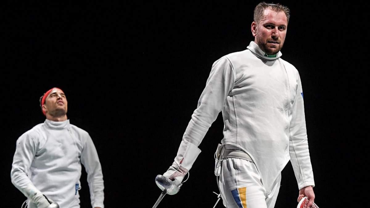 Вторая медаль: украинский фехтовальщик Рейзлин завоевал бронзу на Олимпиаде в Токио