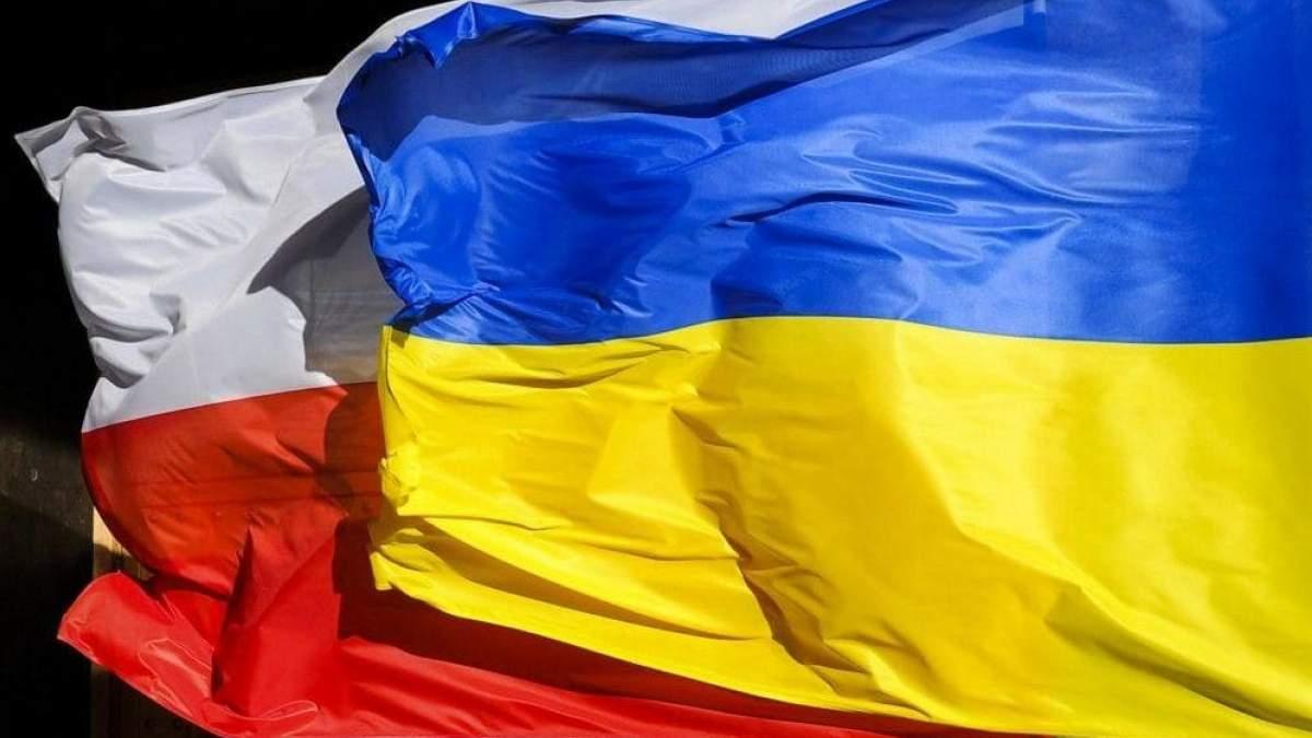 Польша будет помогать Украине противостоять РФ — вице-глава Сейма