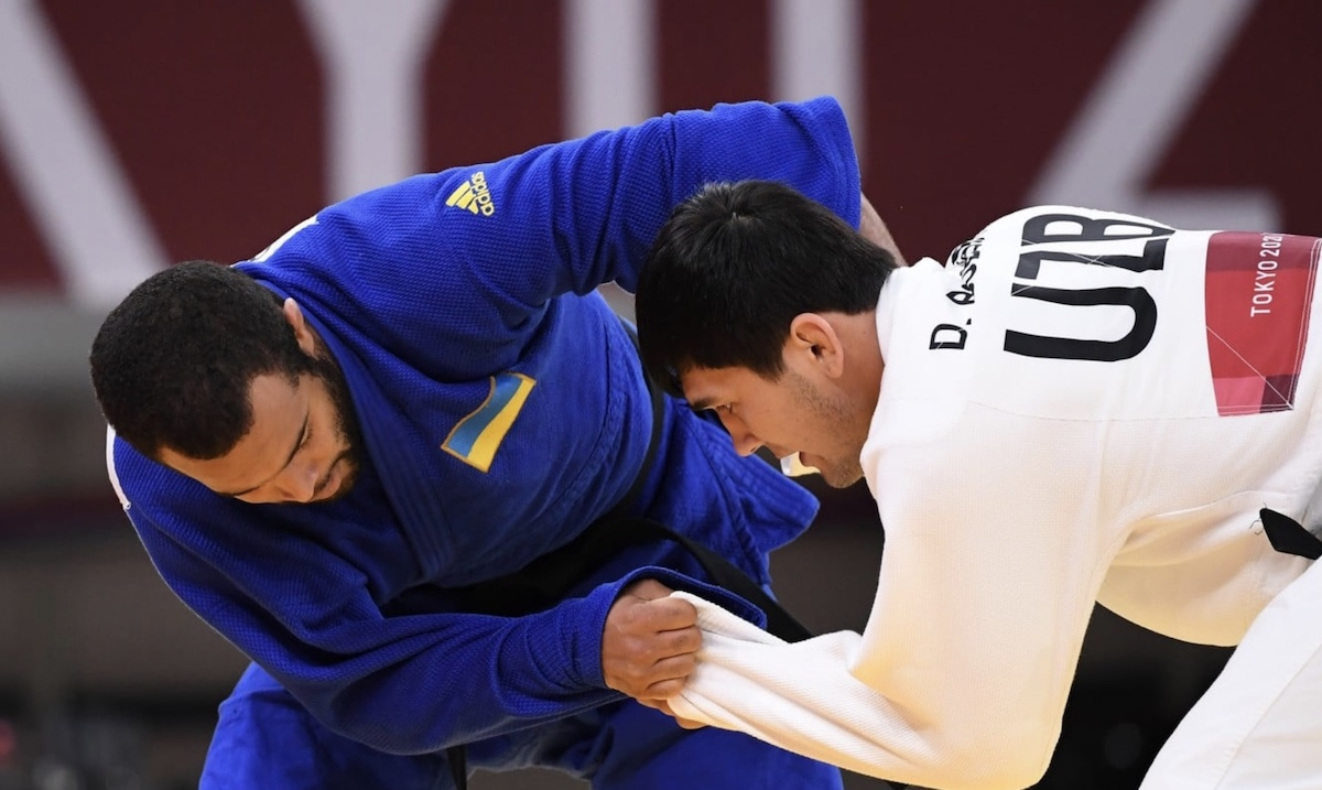На Олимпиаде в Токио дисквалифицировали украинского дзюдоиста: причина