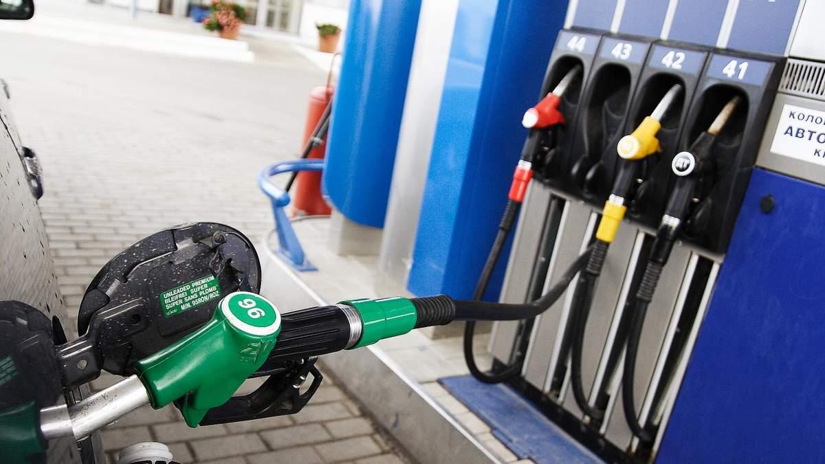 На АЗС в Украине снова выросли цены на топливо: где и на сколько