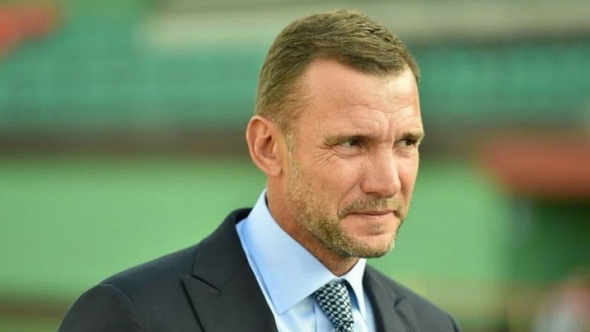 Андрей Шевченко покинул пост главного тренера украинской сборной по футболу