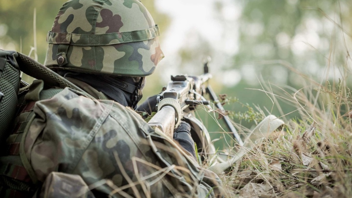 На Донбассе оккупанты за сутки 7 раз срывали «тишину», боевых потерь нет