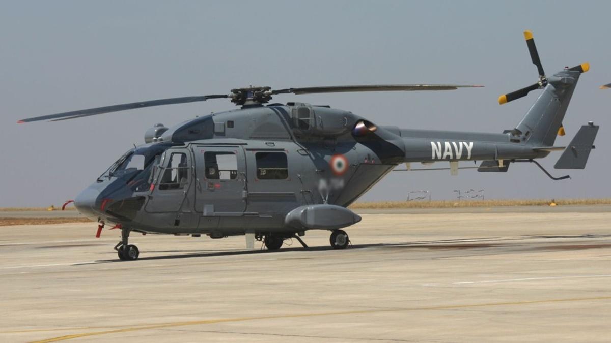 В Індії впав вертоліт Збройних сил