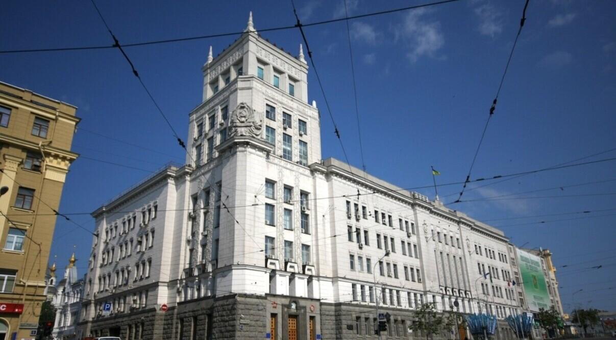 В мэрии Харькова идут обыски - прокуратура