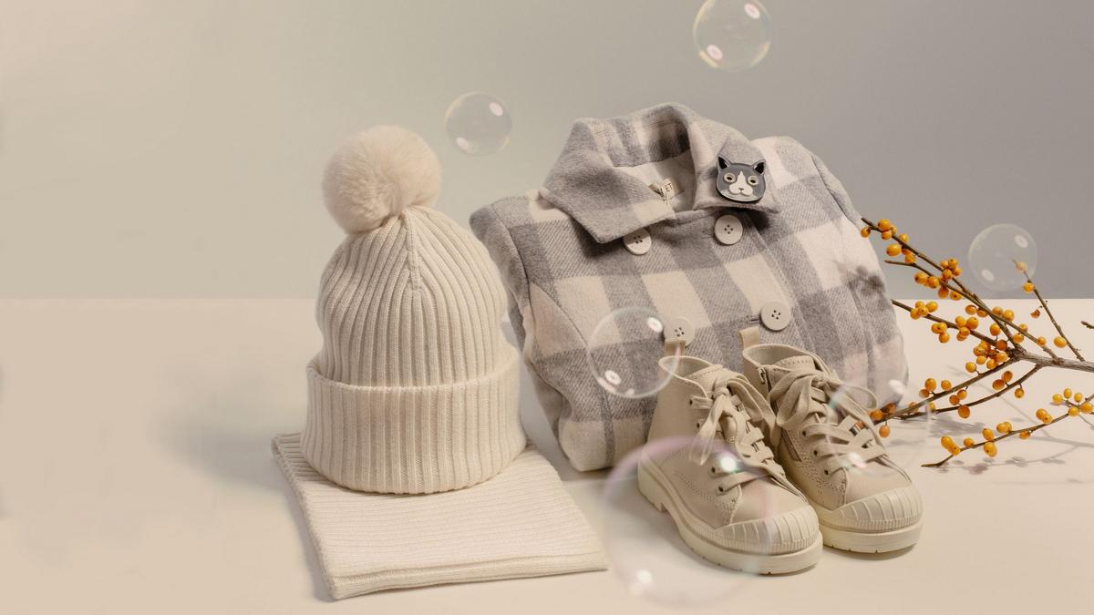 Аксессуары к пальто: подбираем шапку, шарф и перчатки