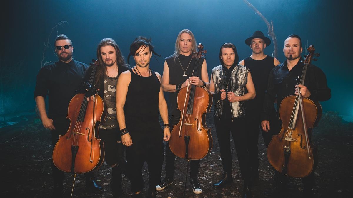 The Rasmus и Apocalyptica выпускают совместный сингл под названием Venomous Moon