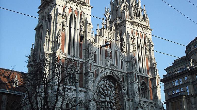 Сколько будет стоить восстановление костёла Святого Николая в Киеве после пожара