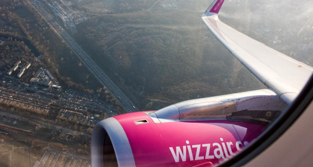 Лоукостер Wizz Air возобновляет маршрут Киев — Стокгольм