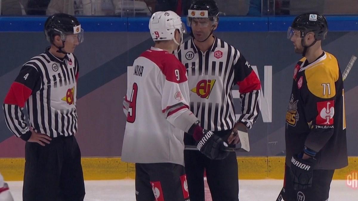 Хоккейная Лига чемпионов: «Донбасс» на выезде уступил «Руану»