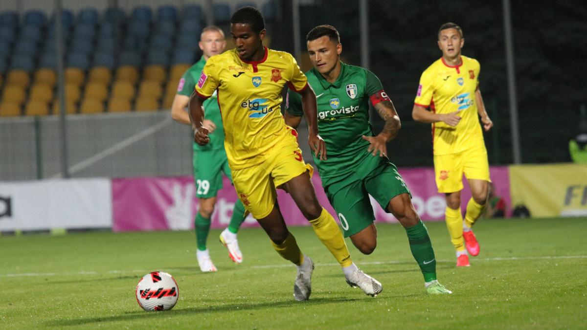 «Александрия» в первом домашнем матче сезона обыграла «Ингулец»