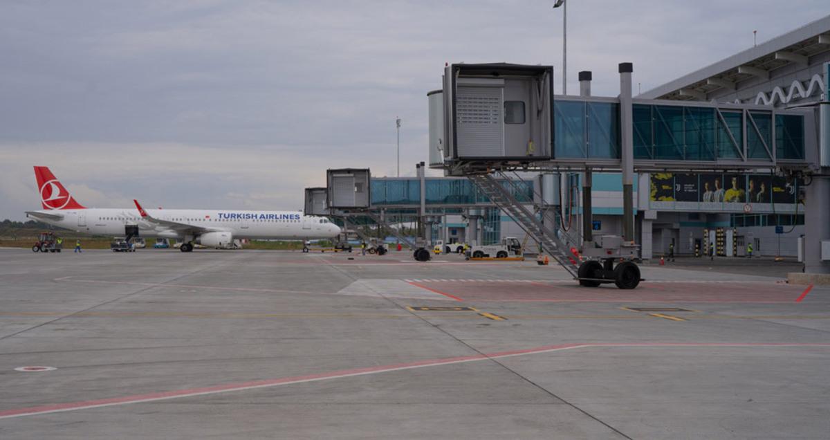 В аэропорту Одессы заработают четыре телетрапа: когда это случится