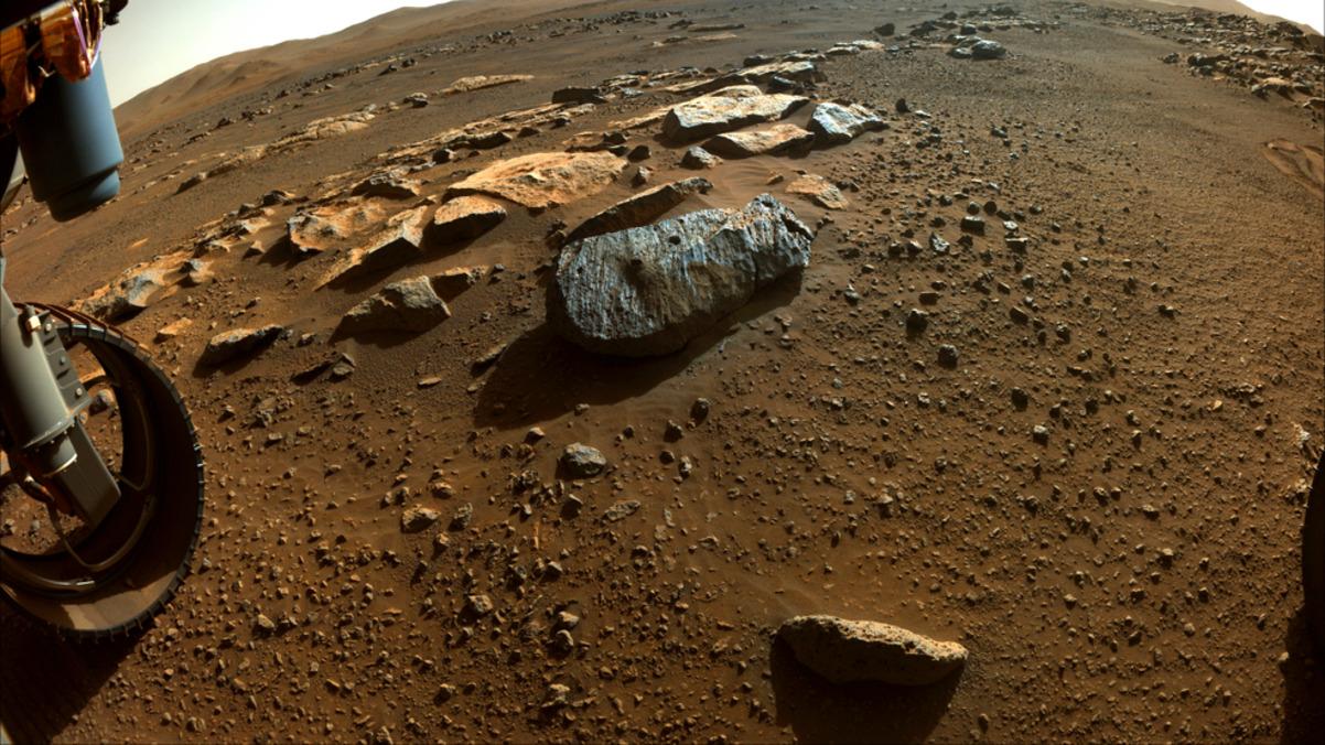 На Марсе возможна жизнь - NASA