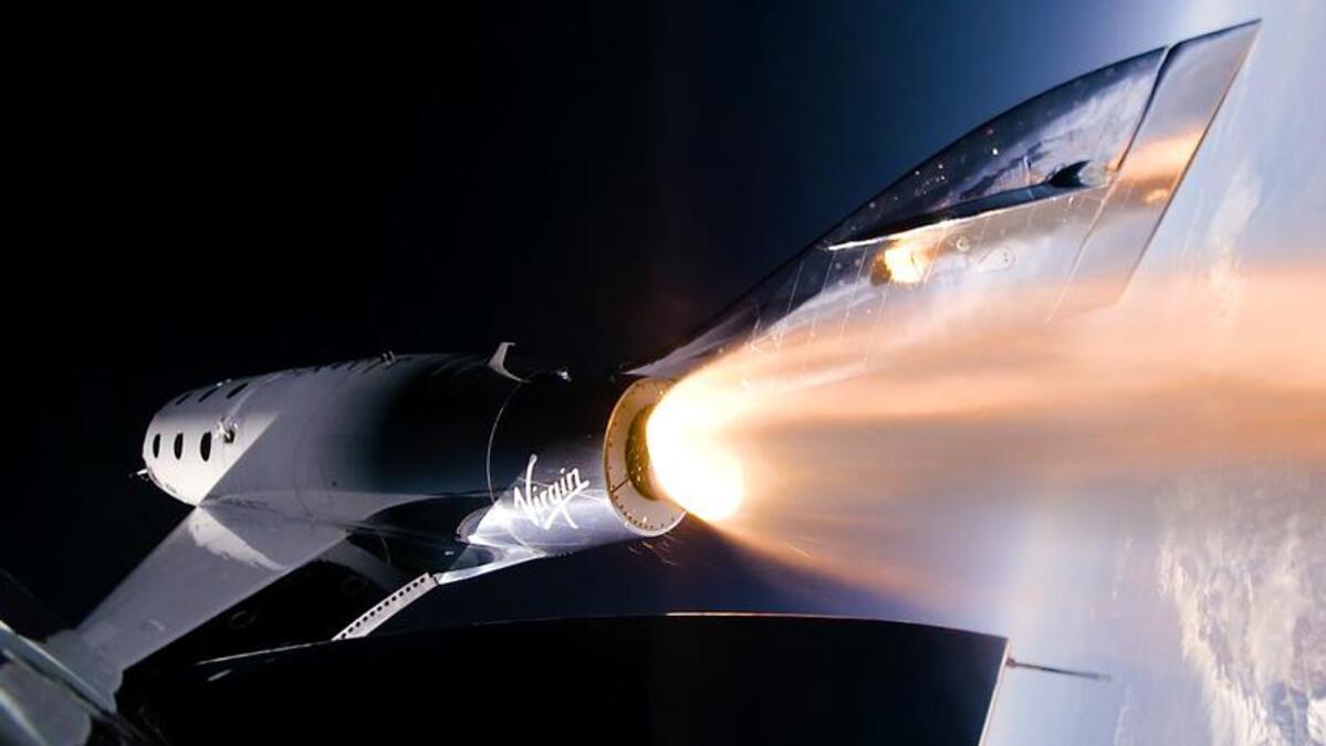 Первый исследовательский полёт Virgin Galactic перенесли с сентября на октябрь