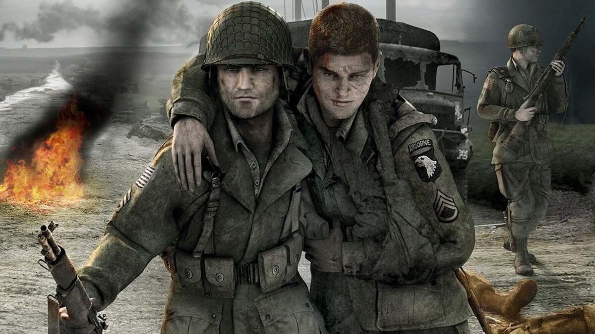 Gearbox официально подтвердила разработку новой части игры Brothers in Arms