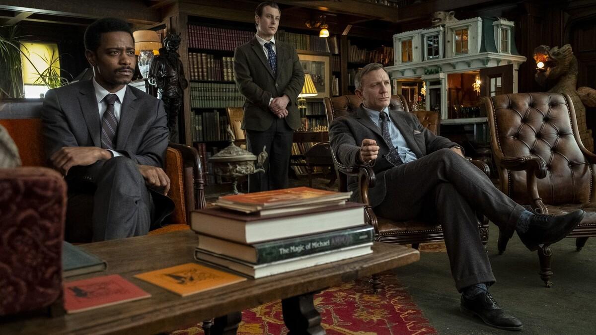 Съёмки сиквела «Достать ножи» с Дэниелом Крейгом в главной роли официальном подошли к концу