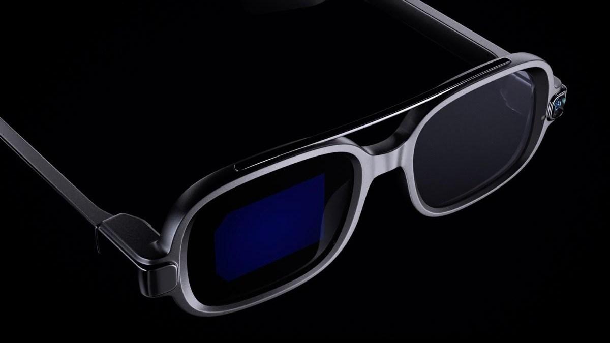 Xiaomi представила умные очки Smart Glasses с функцией AR