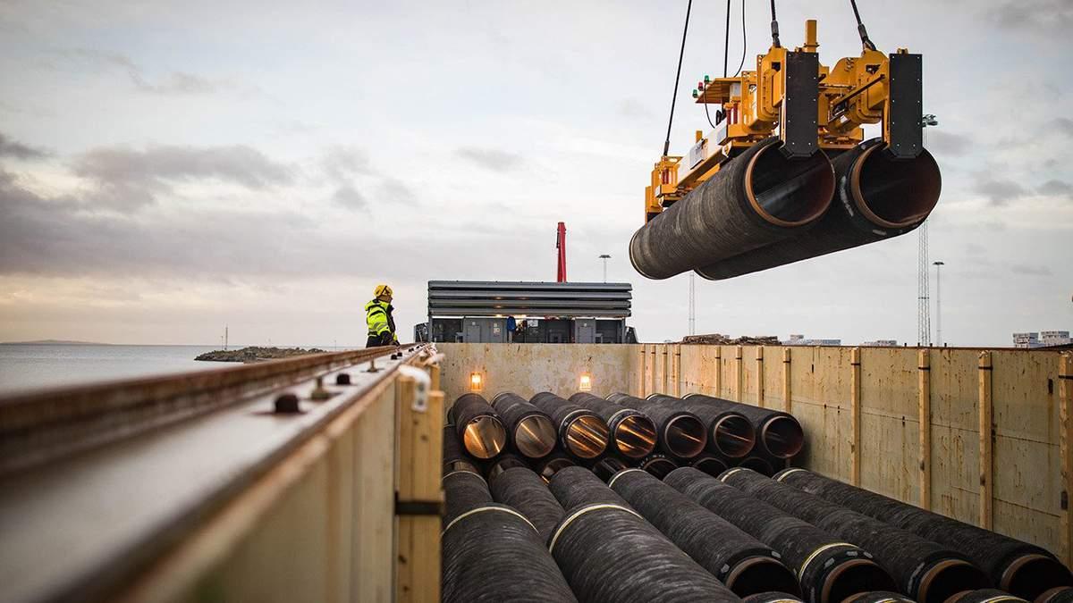 В Германии не разрешат эксплуатацию «Северного потока-2» до окончания сертификации — Зеркаль