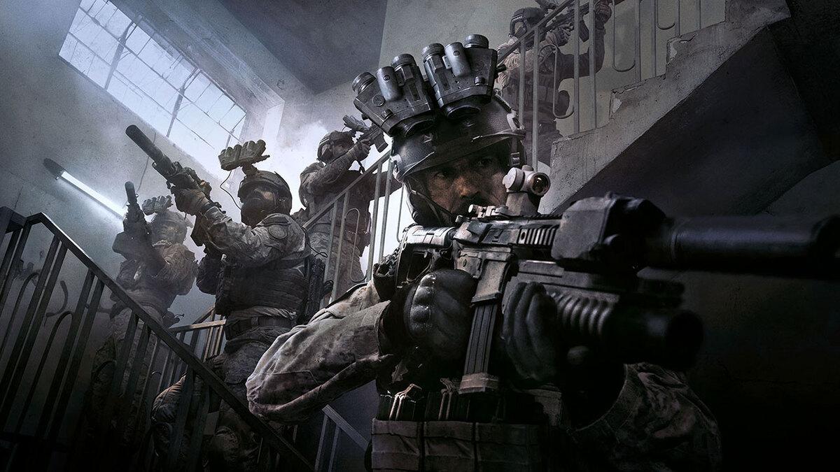 Инсайдер: следующей Call of Duty после Vanguard станет прямое продолжение Modern Warfare 2019 года