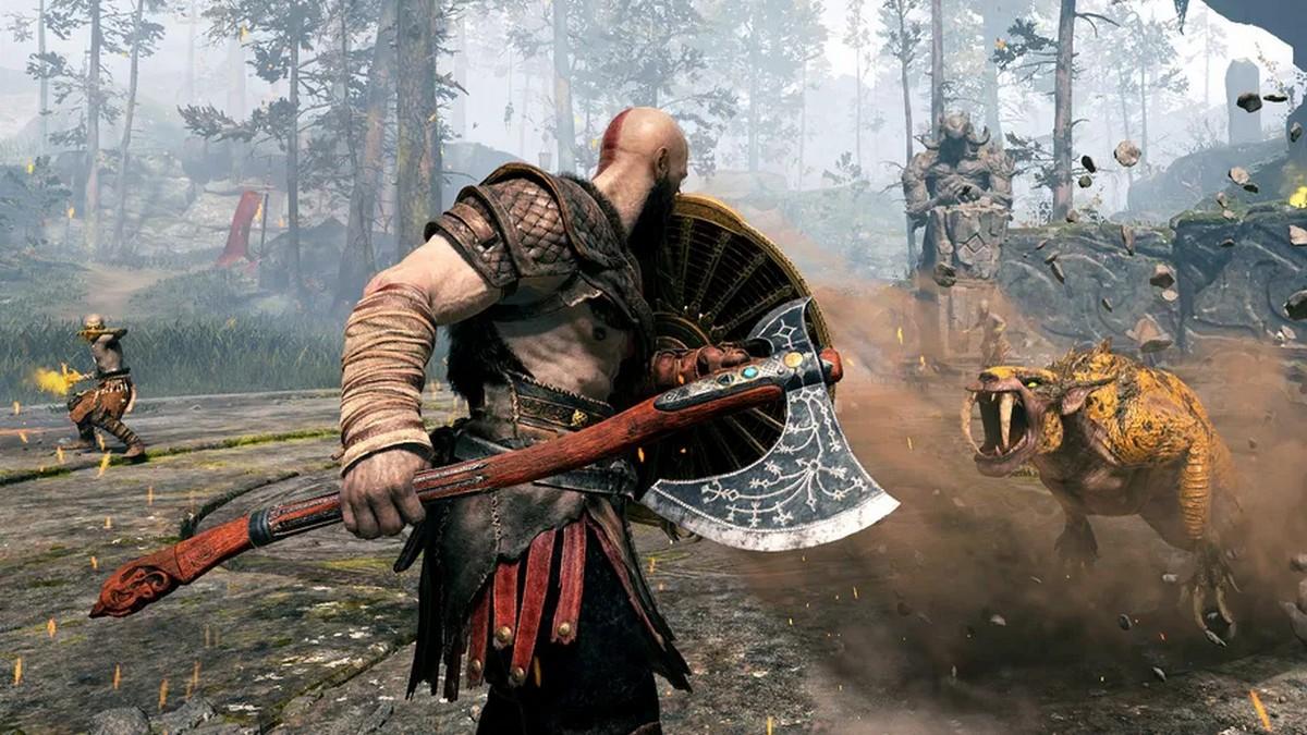 Утечка данных Nvidia показала, что God of War может выйти на PC
