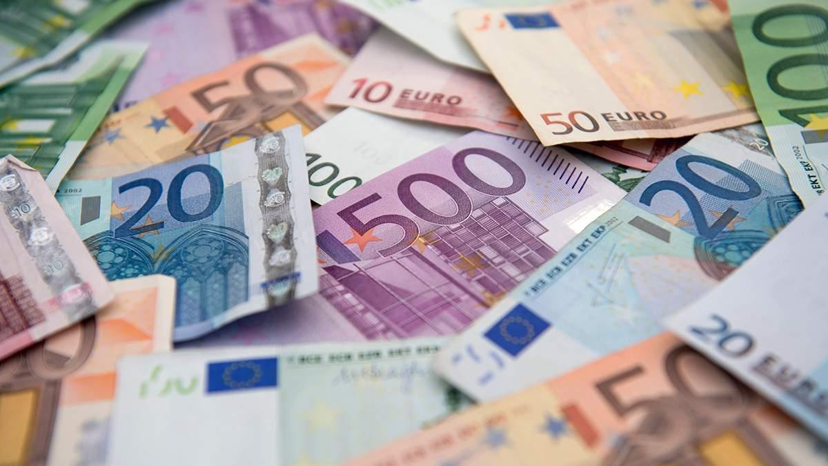 Украина получит второй транш от Еврокомиссии на 600 млн евро