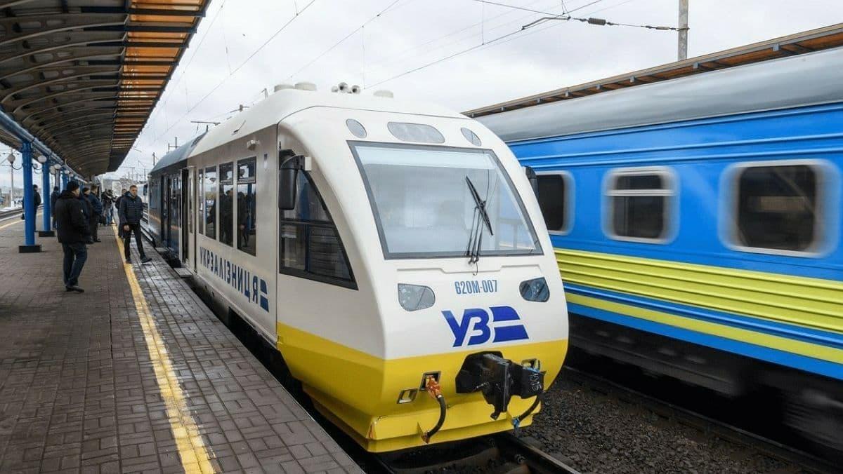 «Укрзалізниця» запускает дополнительный поезд из Киева в Кировоградскую область