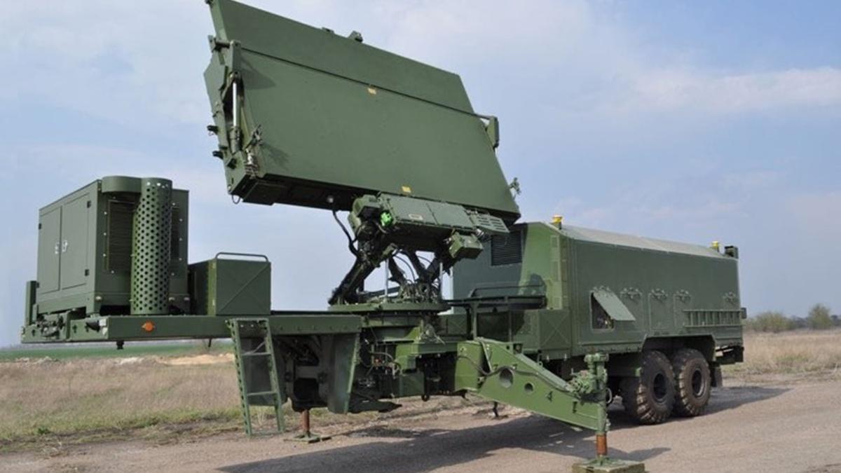 Вооружённые силы Украины взяли на вооружение радиолокационную станцию «Феникс-1»