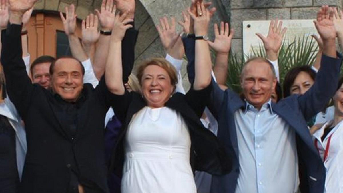 Открыла вино для Путина и Берлускони в оккупированном Крыму: экс-«гендиректору» «Массандры» сообщили о подозрении