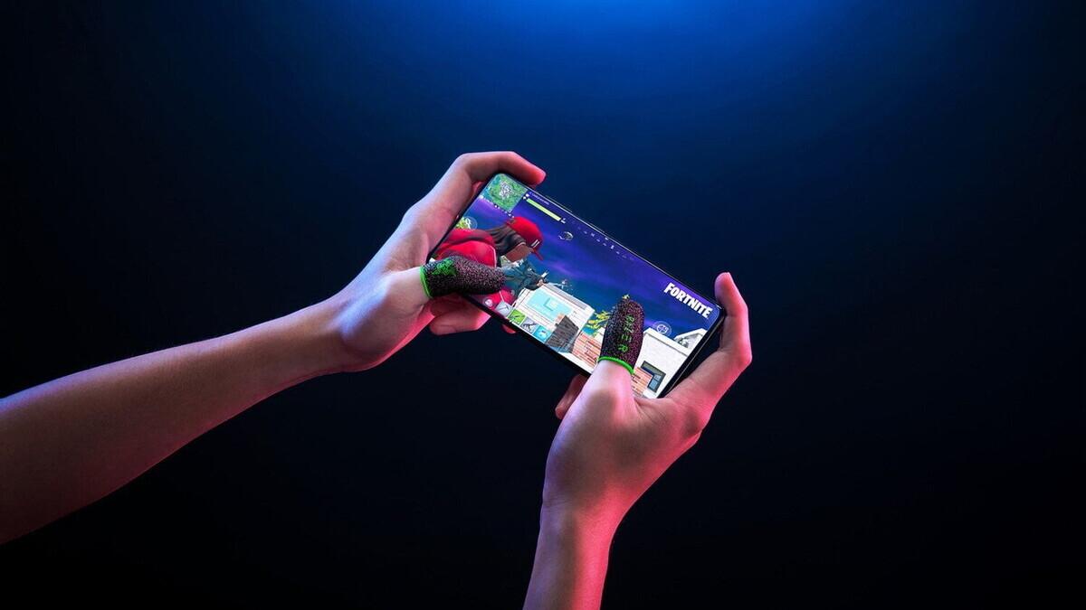 Razer выпустила насадки для пальцев для любителей мобильных игр