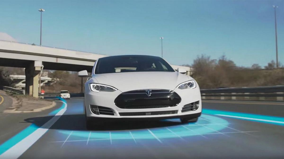 Автопилот для наземного транспорта: в NASA разрабатывают систему автономного вождения для авто